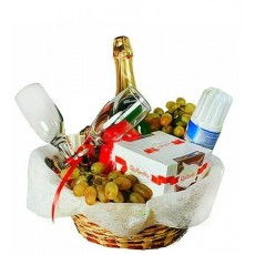 Basket for Romantic