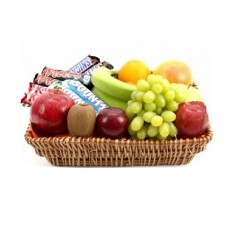 Sweet and fruit basket (4 kg)