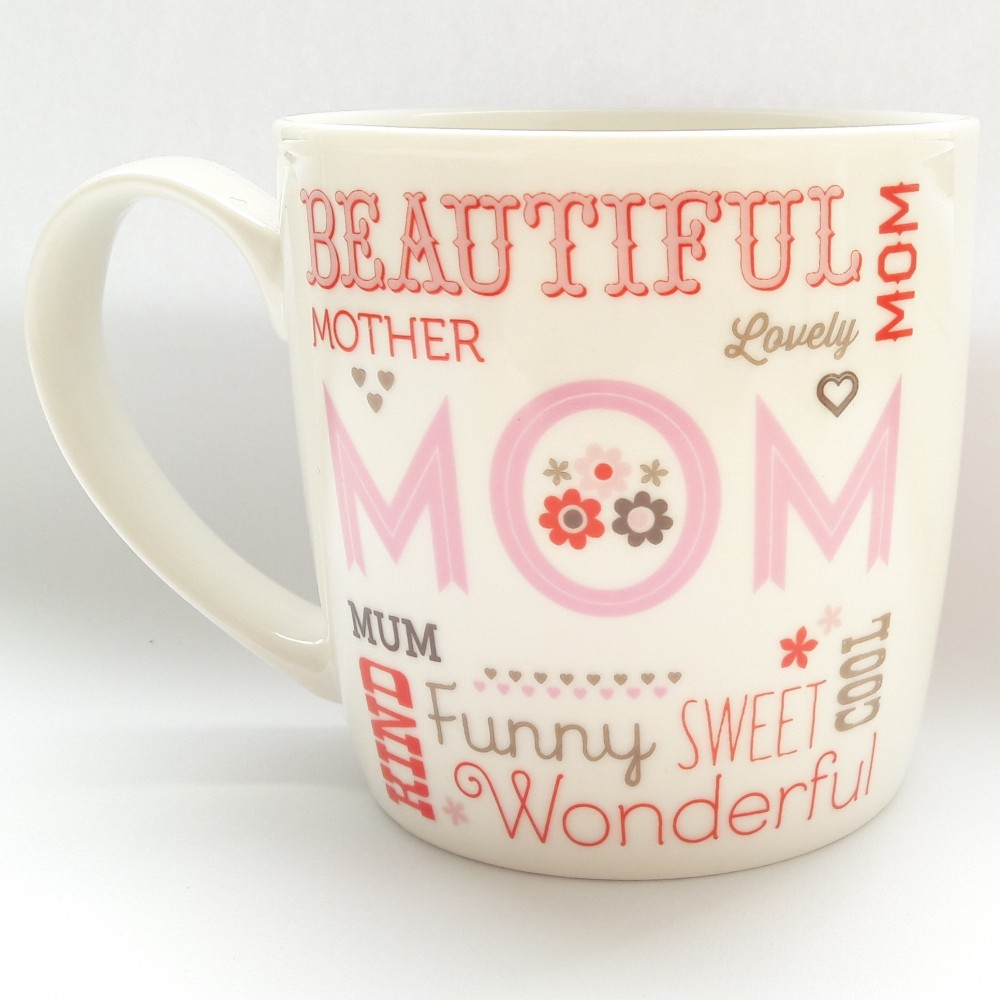 Mug for the lovely mom (only in Riga)