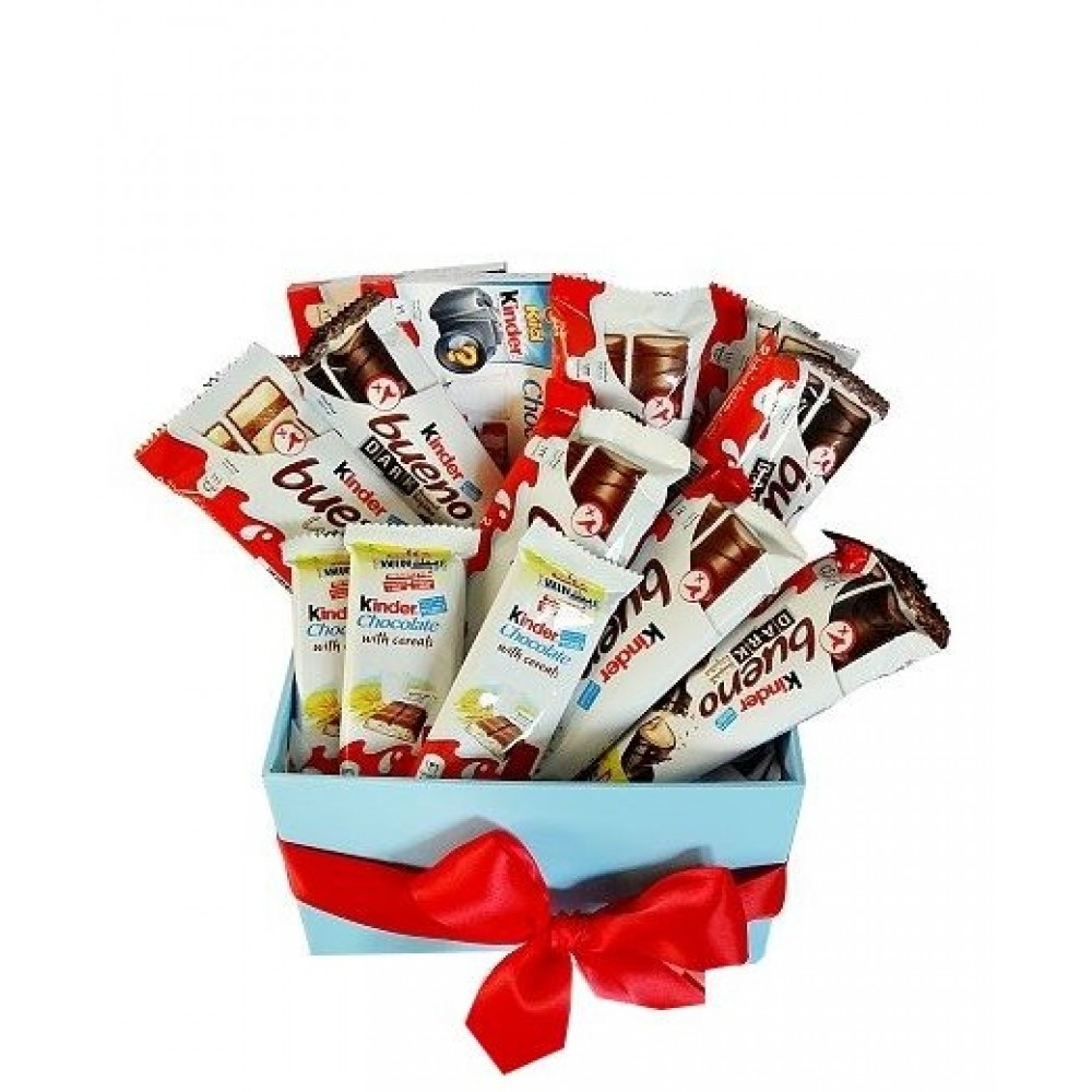 Kinder Chocolates in Gift Box