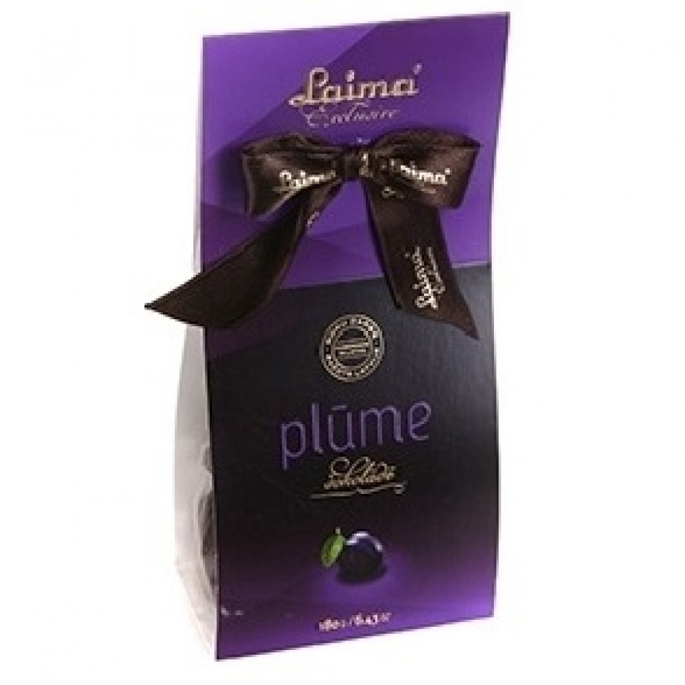Plums in chocolate 180 g