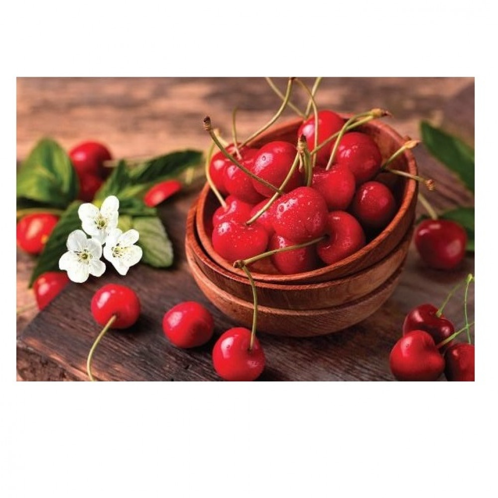 Card Cherries 10x15 cm