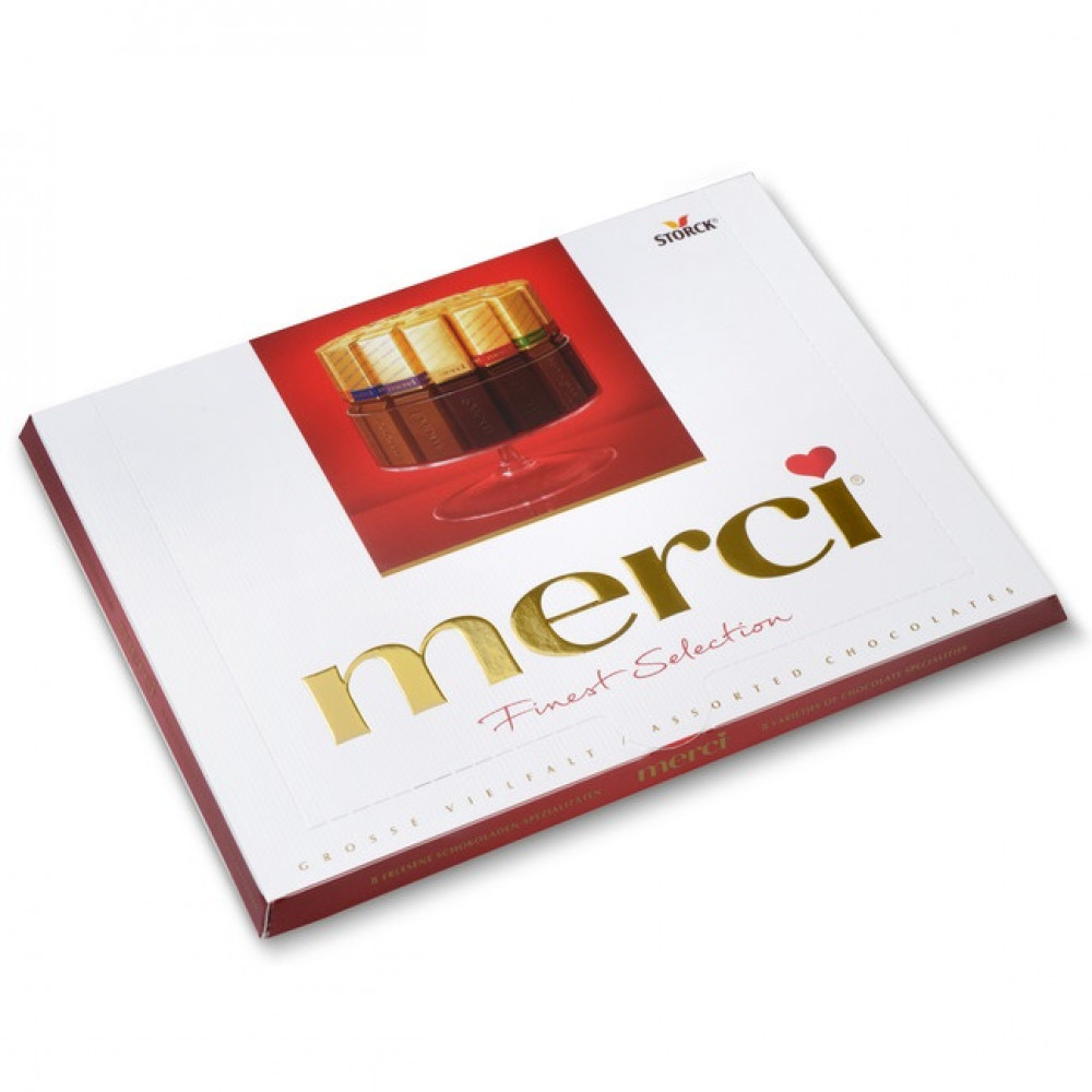 Merci Finest Selection 250 g